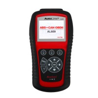 Best Autel AutoLink AL609 ABS SRS Diagnostic Tool Support Multi-language and CAN OBDII Protocol