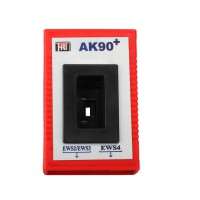Original AK90+ AK90 Plus Key Programmer for BMW EWS System Update via CD