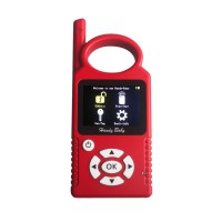 Newest V9.0.0 Handy Baby Hand-held Car Key Copy Auto Key Programmer for 4D/46/48 Chips Support Multi-language