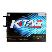 Ktag SW 2.23 Firmware V7.020 Car Truck Tractor Boat Master Version ECU Programmer No Tokens Need with Free ECM TITANIUM