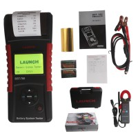 Launch BST 760 Battery Tester in Mainland China