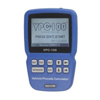 VPC100 VPC-100 Hand-held Pin Code Reader Calculator with 500 Tokens Update Online Lifetime for Free