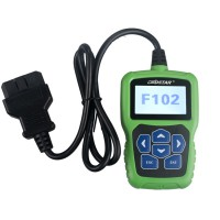 OBDSTAR F102 Nissan/Infiniti V31.16 Pin Code Reader Key Programmer&Mileage Adjustment Tool(Better than NSPC001)
