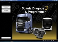 Scania VCI 3 SDP3 V2.31.1 Scania Trucks/Buses Diagnosis & Programmer Software Download Link