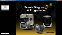 Newest SDP3 V2.27 Crack Software for SCANIA VCI2 VCI3 without USB Dongle