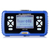 SuperOBD SKP-900 V5.0 Handheld Key Programmer Update Online No Tokens Limitation