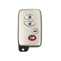 Blank transponder car keys